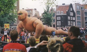 Gay Pride Botenparade