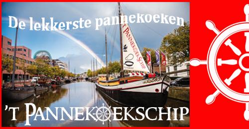 Het Pannenkoekenschip Leeuwarden