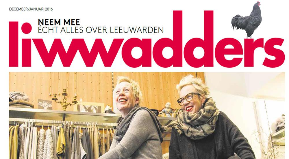 Liwwadders - december 2016
