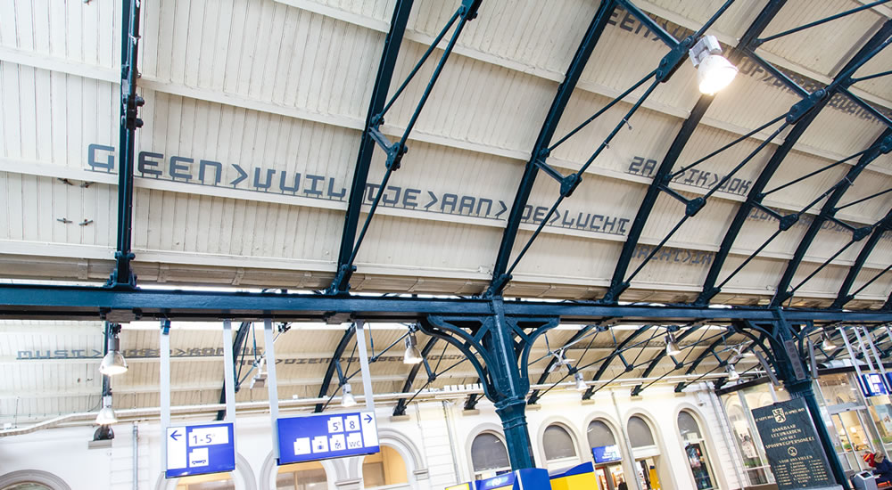 Stationskap Leeuwarden